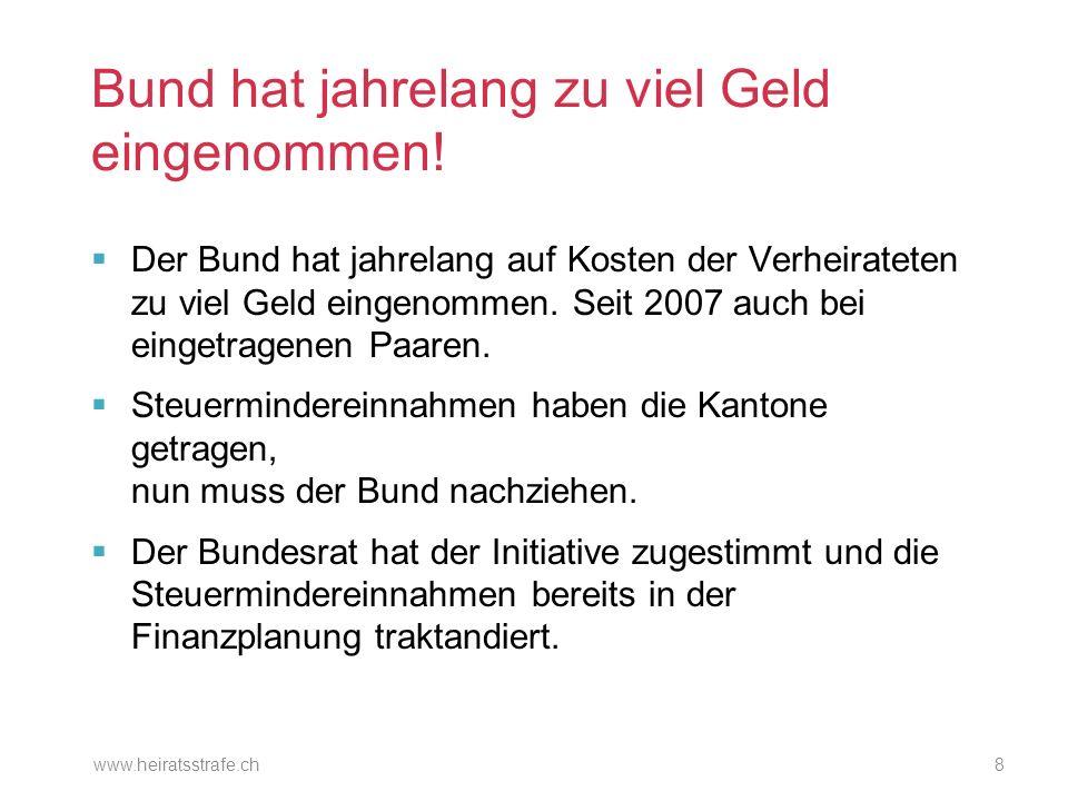 Ehedefinition gemäss geltendem Recht www.heiratsstrafe.ch9