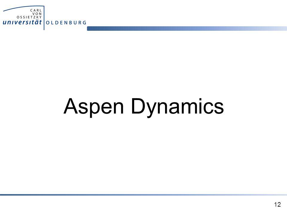 Aspen Dynamics 12