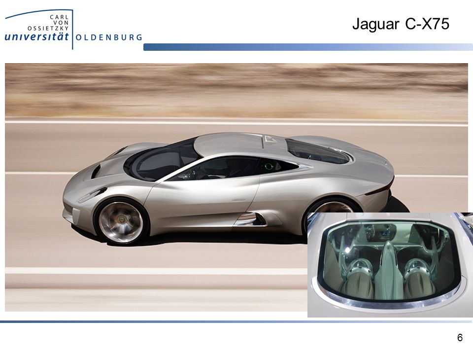Jaguar C-X75 6