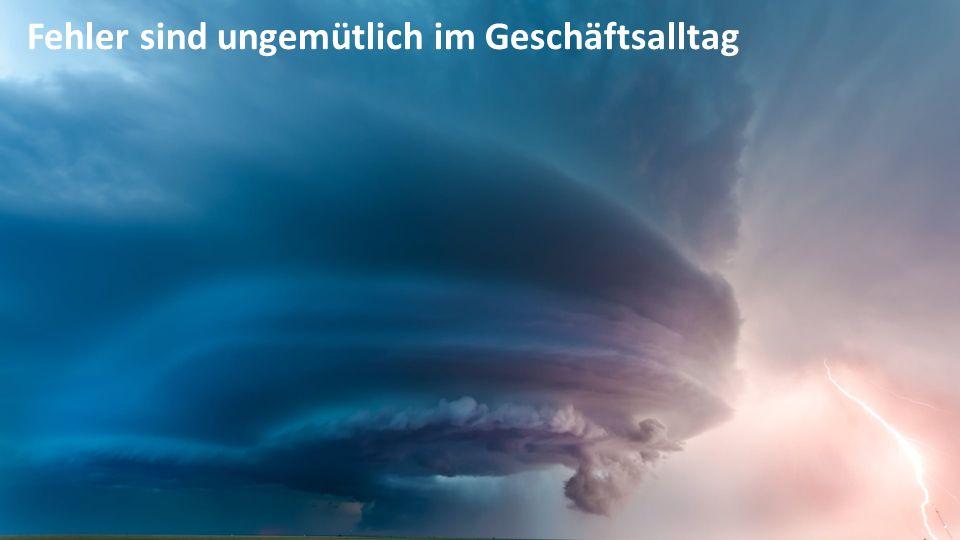 Bei Anruf: Fehler bereits behoben | Tobias Gindler & Sven Bunge | 7 Fehler sind ungemütlich im Geschäftsalltag