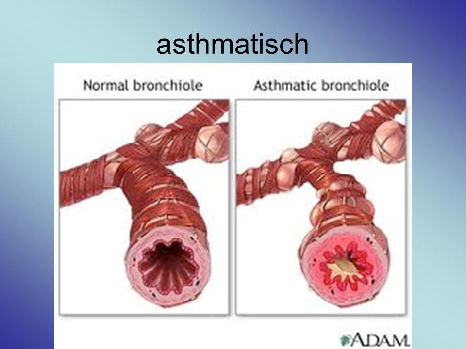 asthmatisch