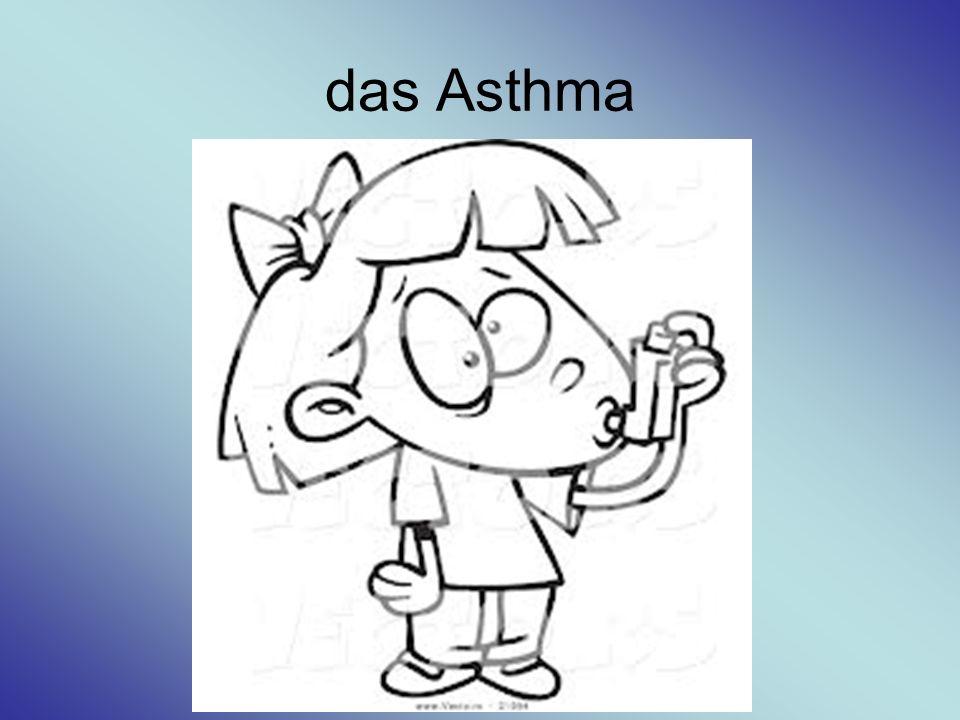 das Asthma