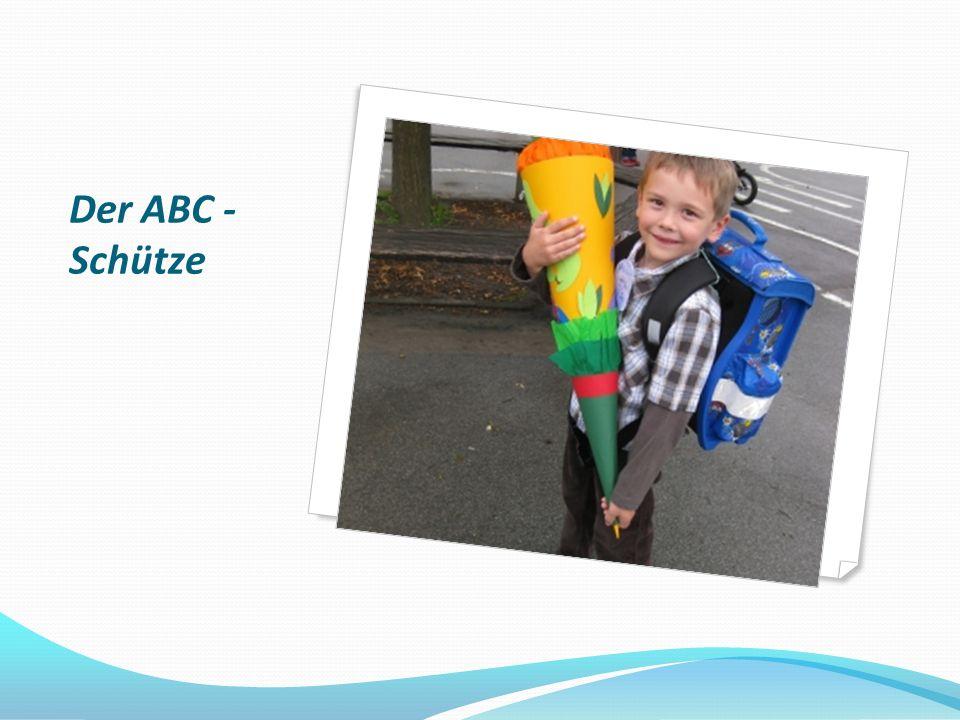 Der ABC - Schütze