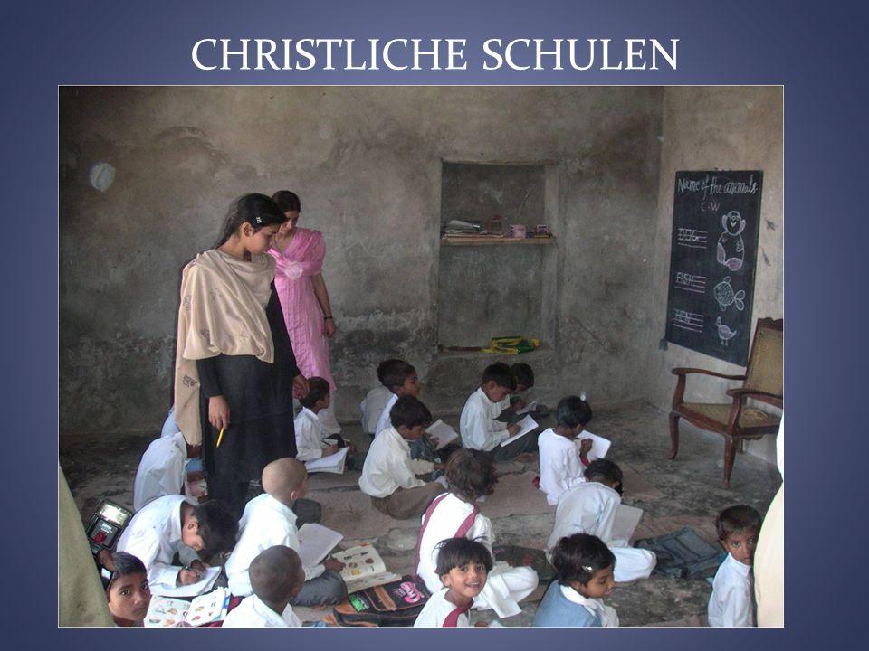 CHRISTLICHE SCHULEN