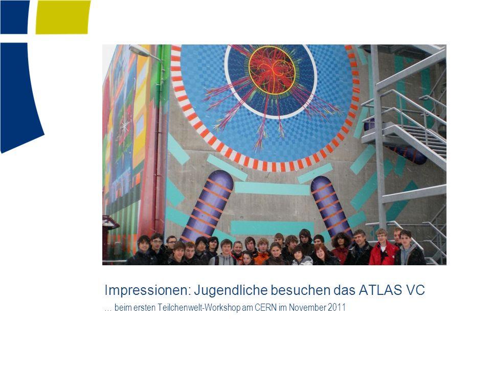 12.04.2012Bavarian Teachers Programme - Gerfried Wiener Alle Informationen unter www.teilchenwelt.de www.teilchenwelt.de