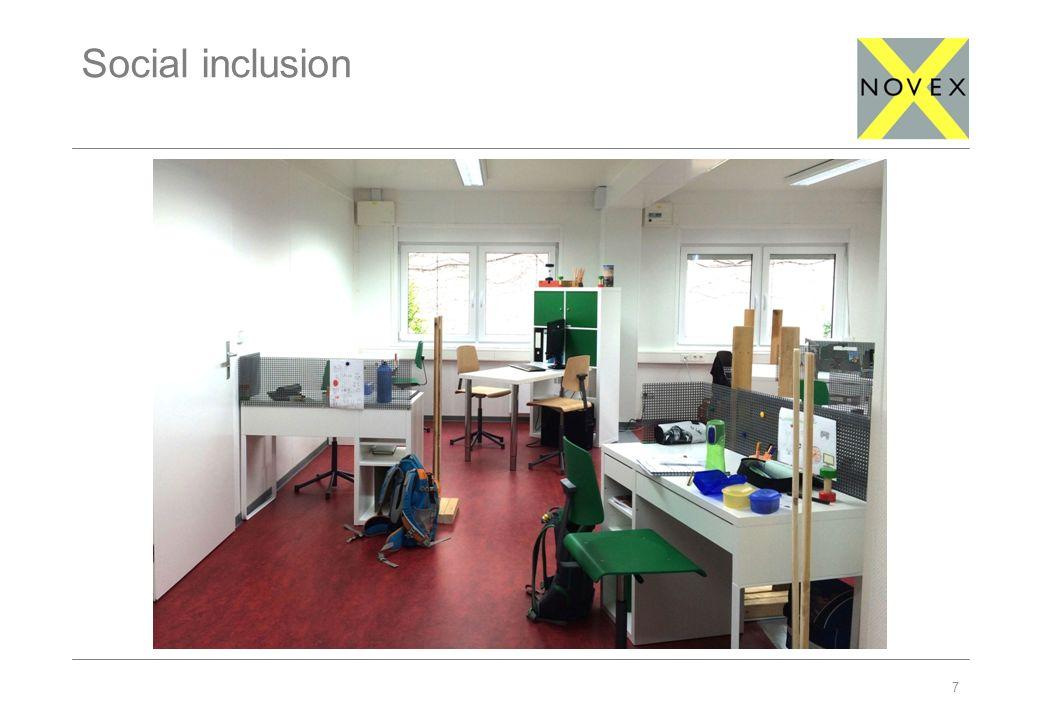 Social inclusion 7