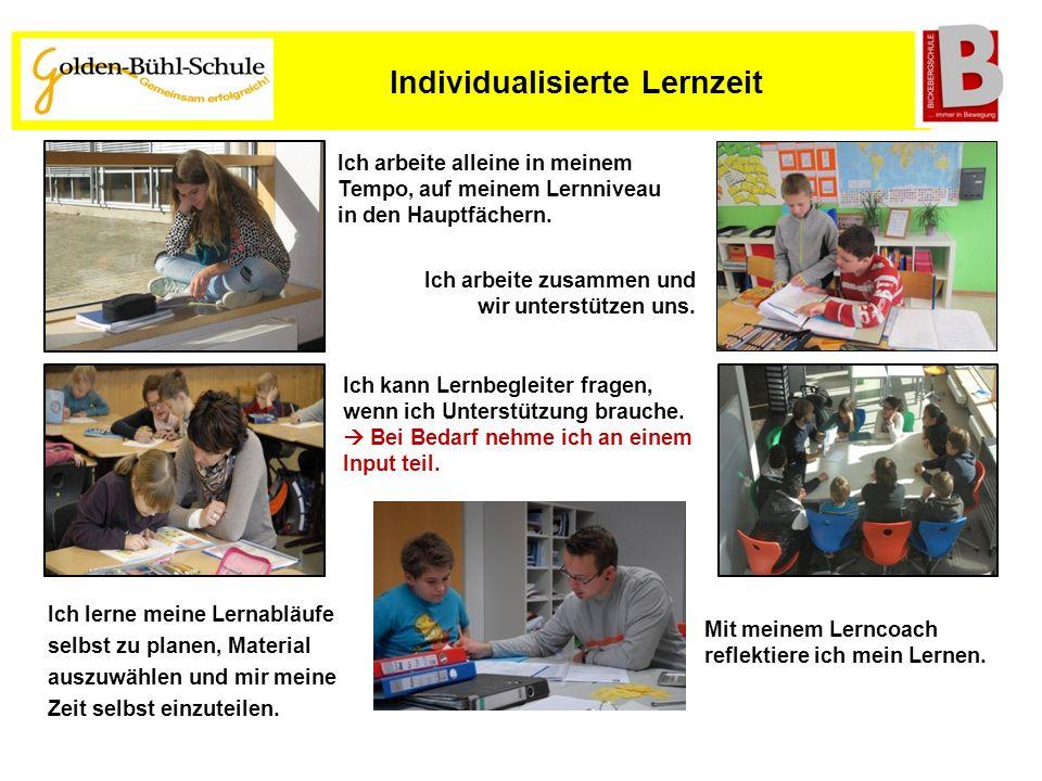 Coaching und Lerntagebuch: Kern- (Herz-)stück des Lernens  Schüler/innen werden selbstständig.