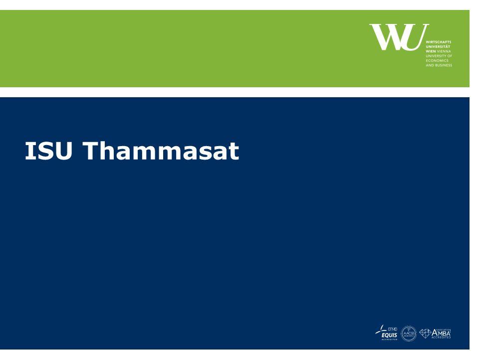 ISU Thammasat