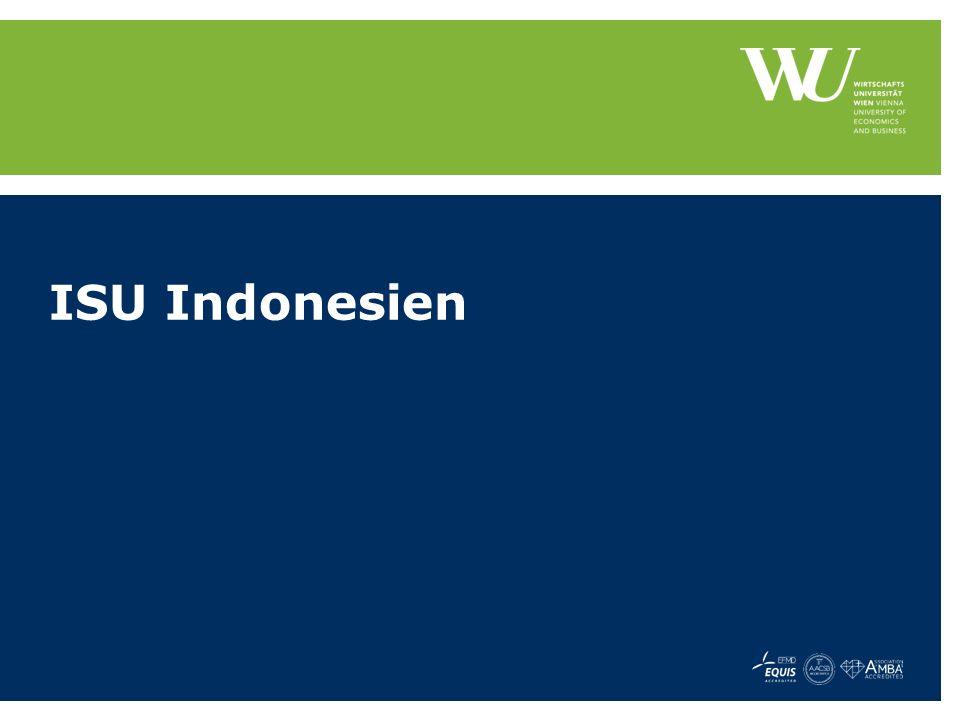 ISU Indonesien