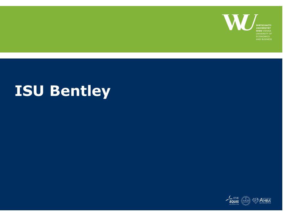 ISU Bentley
