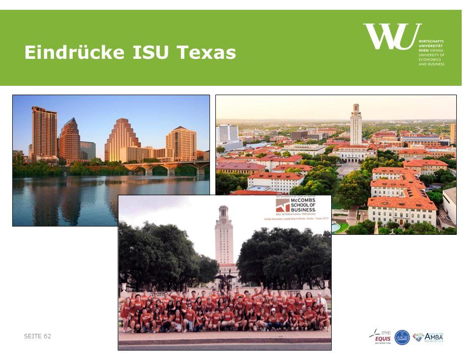 Eindrücke ISU Texas SEITE 62
