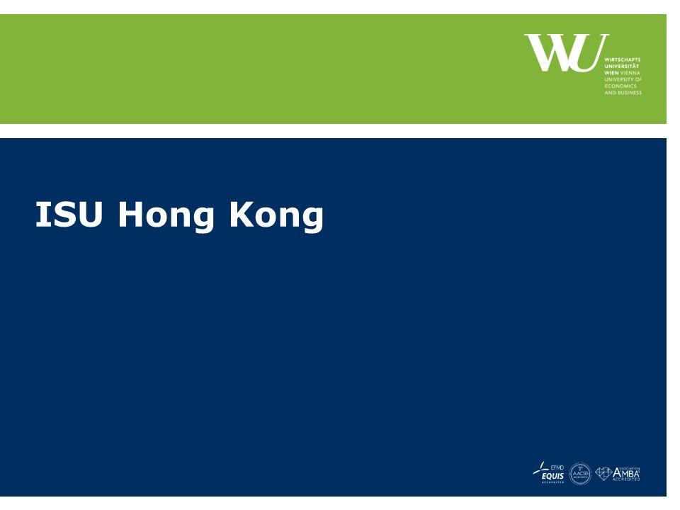 ISU Hong Kong