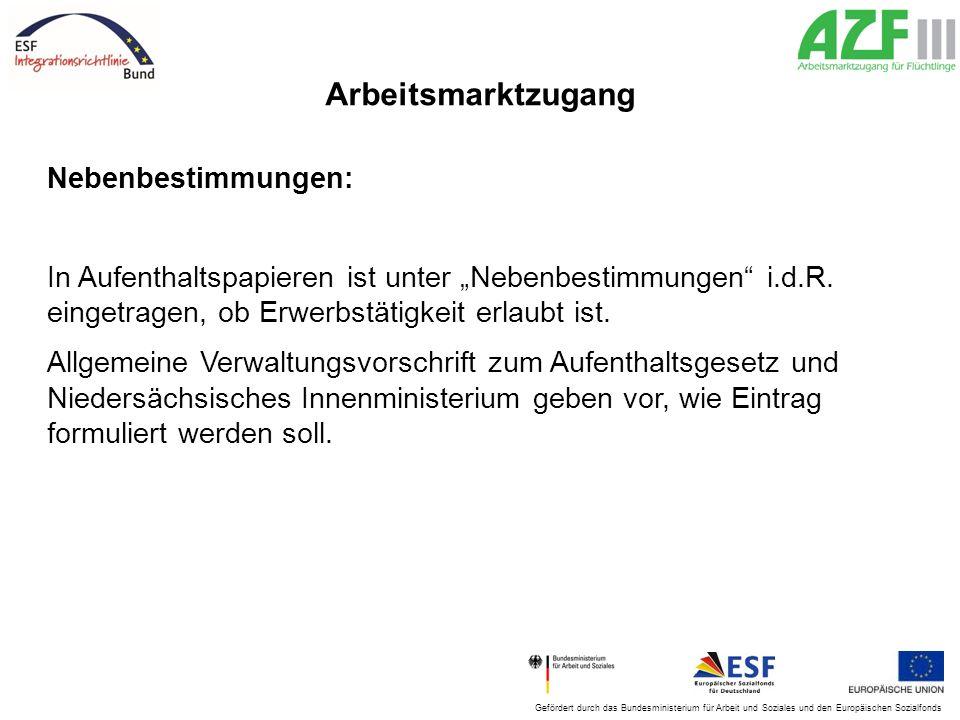 Gefördert durch das Bundesministerium für Arbeit und Soziales und den Europäischen Sozialfonds Informationen zu Anerkennung ausländischer Qualifikationen www.netzwerk-iq.de/anerkennung_abschluesse.html www.anerkennung-in-deutschland.de www.anabin.de