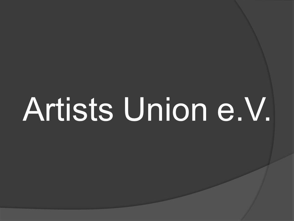 Artists Union e.V.