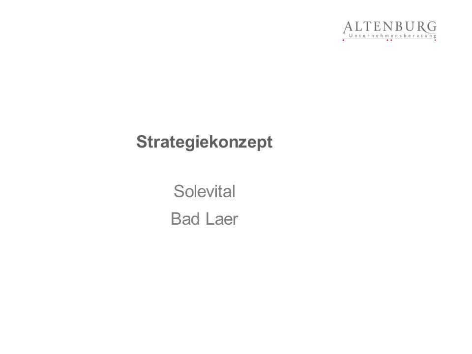 Strategiekonzept Solevital Bad Laer