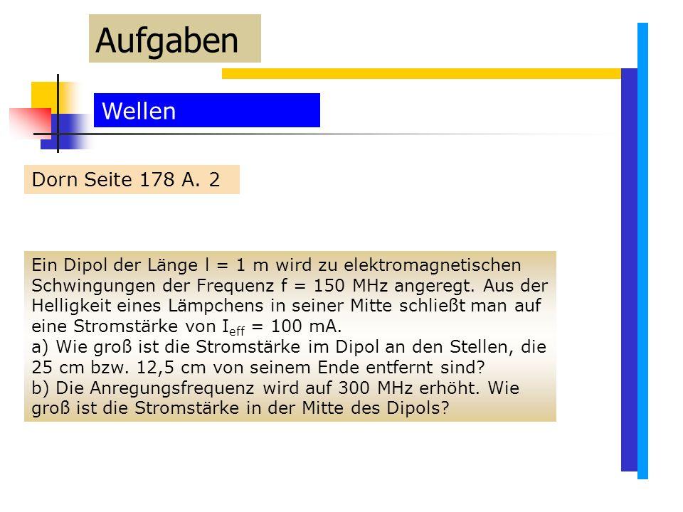 Wellen Dorn Seite 178 A.