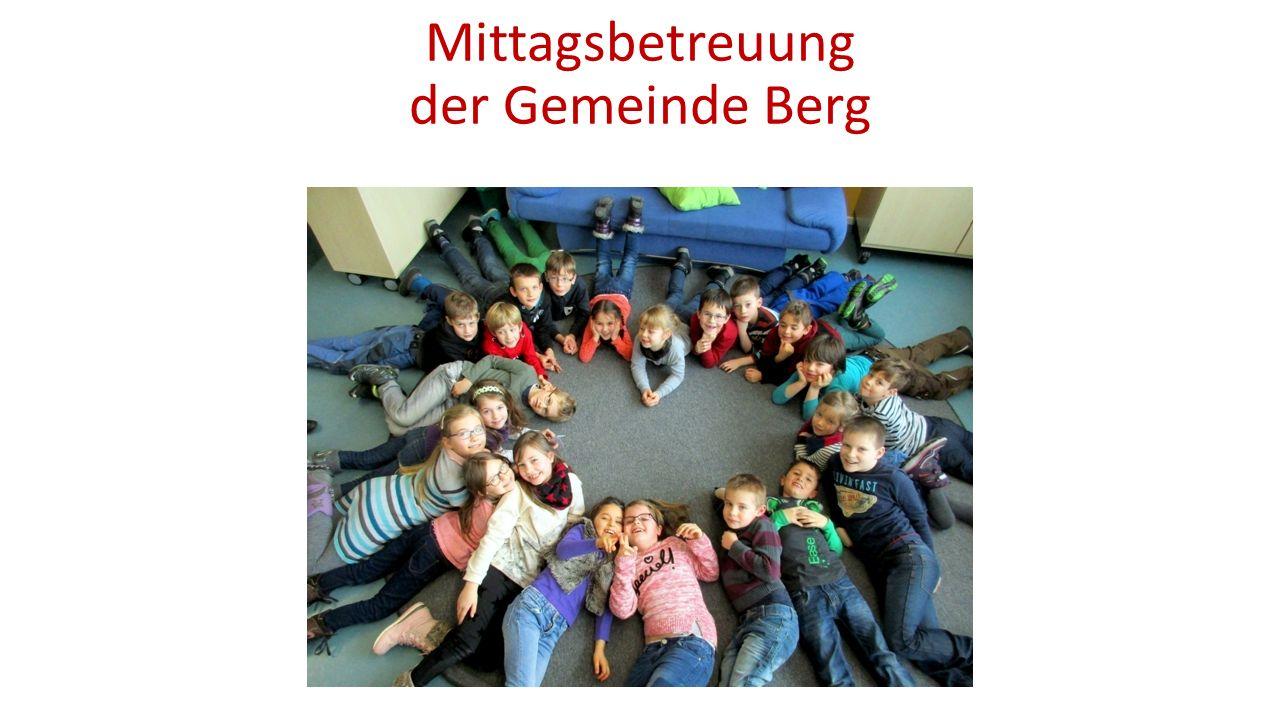 Mittagsbetreuung der Gemeinde Berg