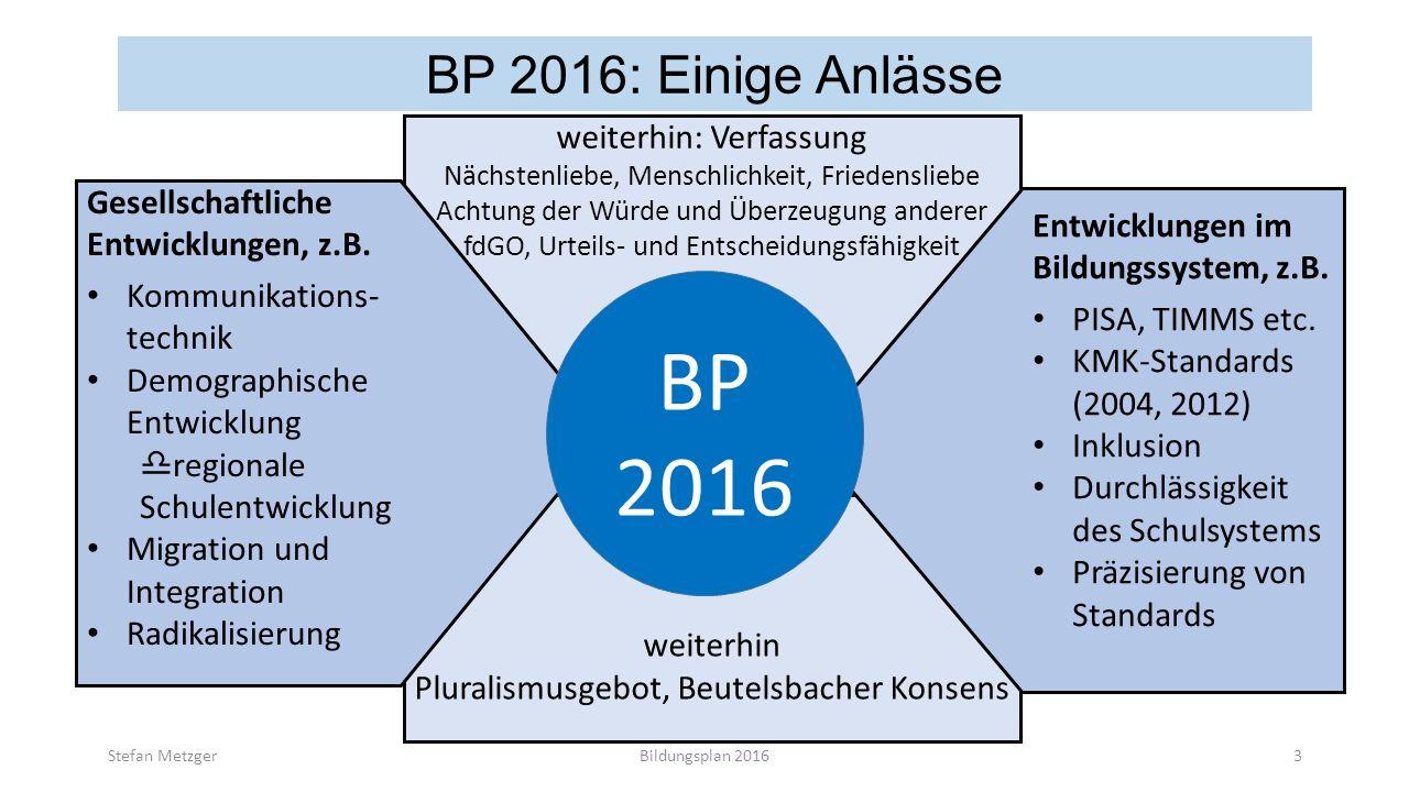 weiterhin Pluralismusgebot, Beutelsbacher Konsens weiterhin: Verfassung Nächstenliebe, Menschlichkeit, Friedensliebe Achtung der Würde und Überzeugung
