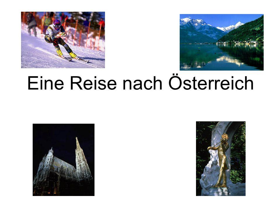 Die Republik Österreich liegt im südlichen Mitteleuropa.Österreich grenzt an Deutschland,an die Tschechische Republik,an Slowenien,an Ungarn,an die Slowakei,an Italien,an Lichtenstein und an die Schweiz.