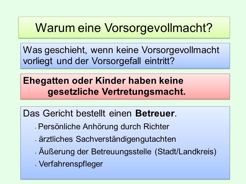 Neue Gebührenordnung: GNotKG Beurkundung von Vorsorgevollmachten beim Notar: Geschäftswert gem.