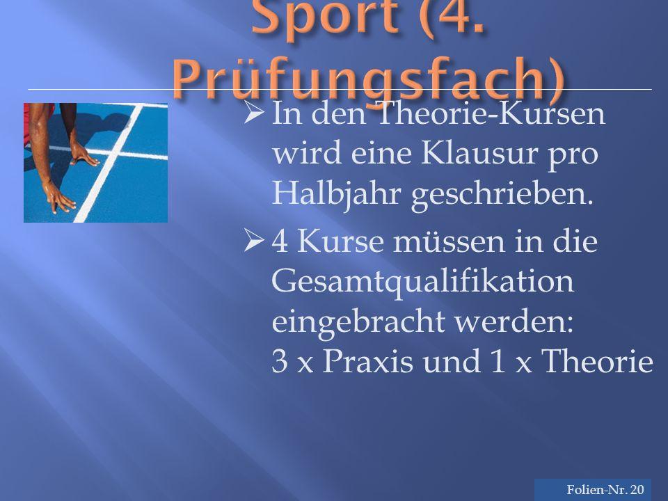 Folien-Nr. 20 Sport (4.