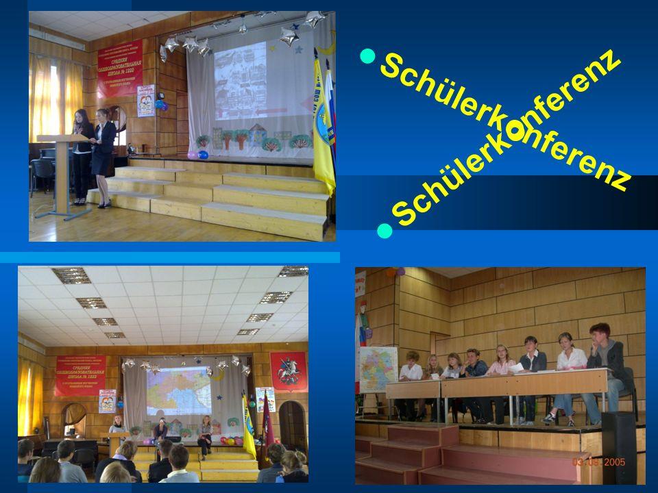 Schülerkonferenz