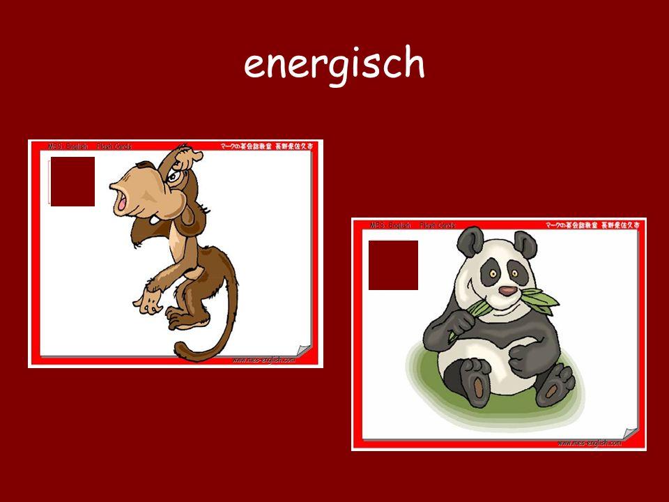 energisch