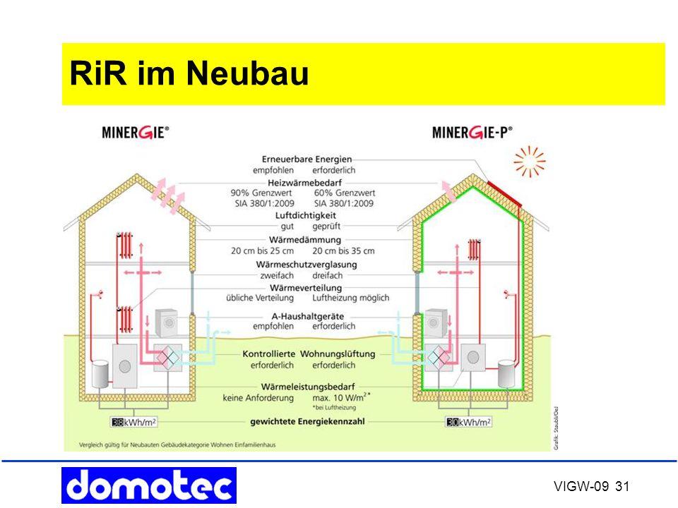VIGW-09 31 RiR im Neubau