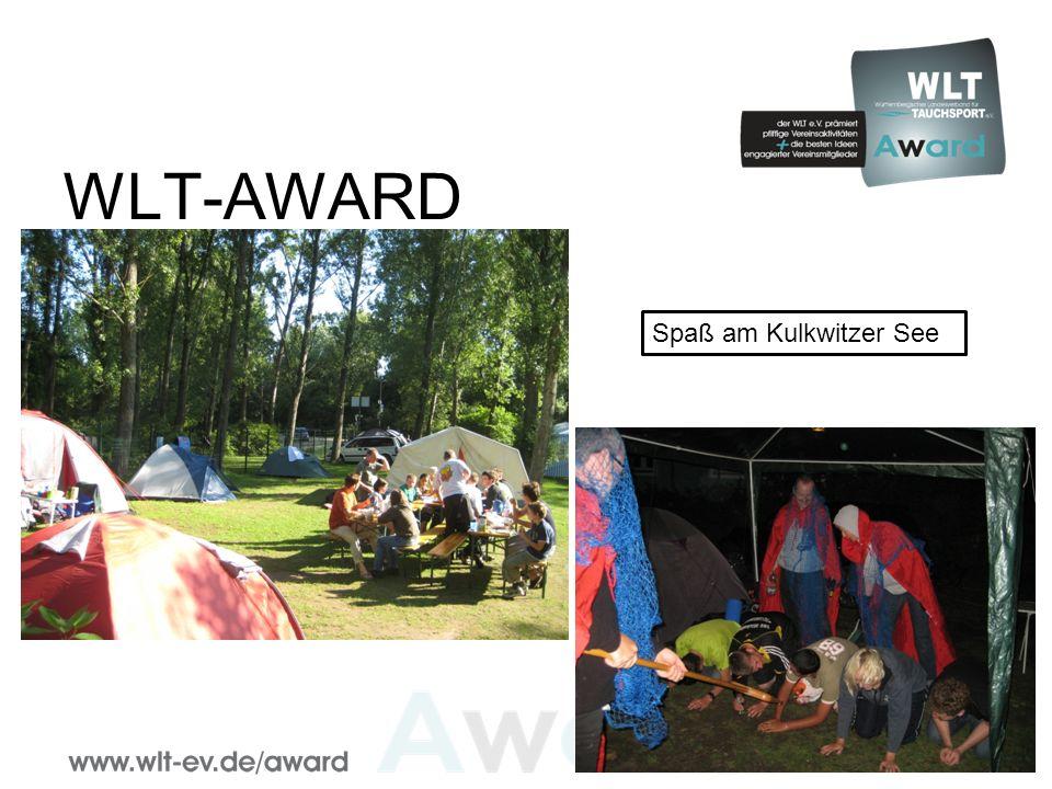 WLT-AWARD Spaß am Kulkwitzer See
