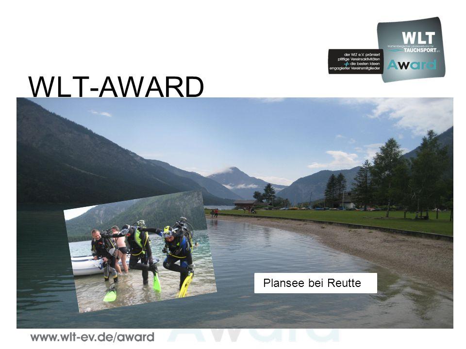 WLT-AWARD Plansee bei Reutte
