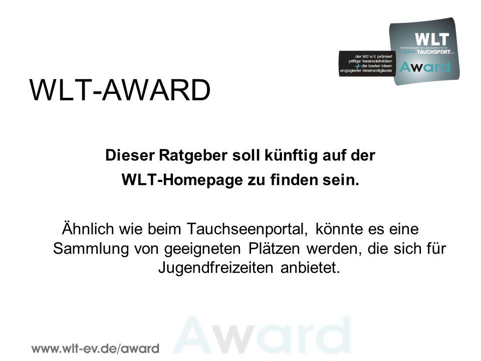WLT-AWARD Der Hausteinsee bei Steina