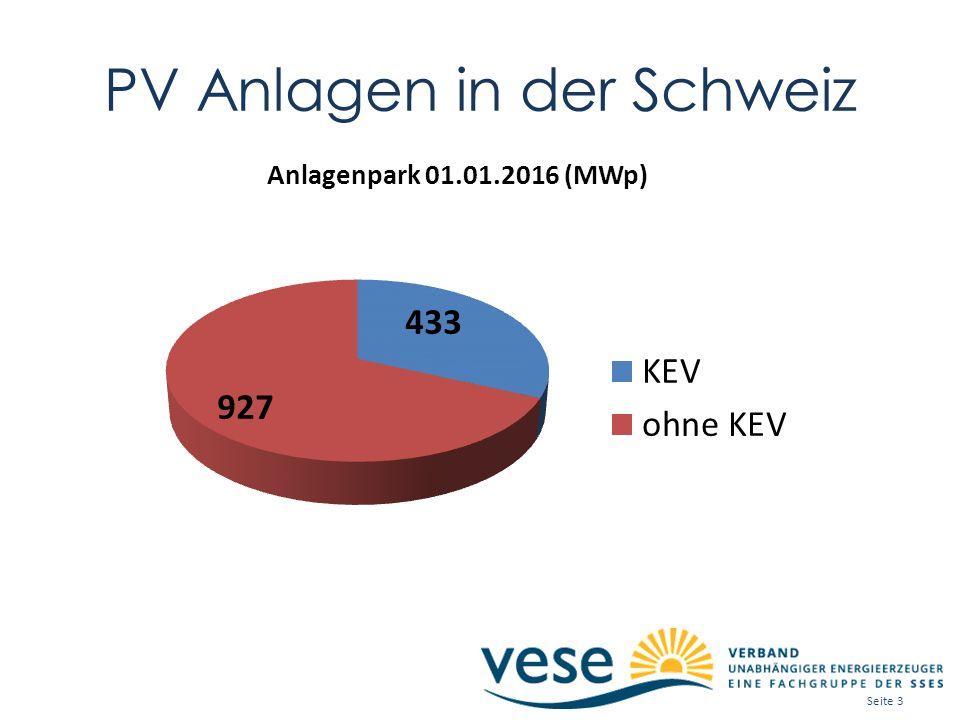 PV Anlagen in der Schweiz Seite 3