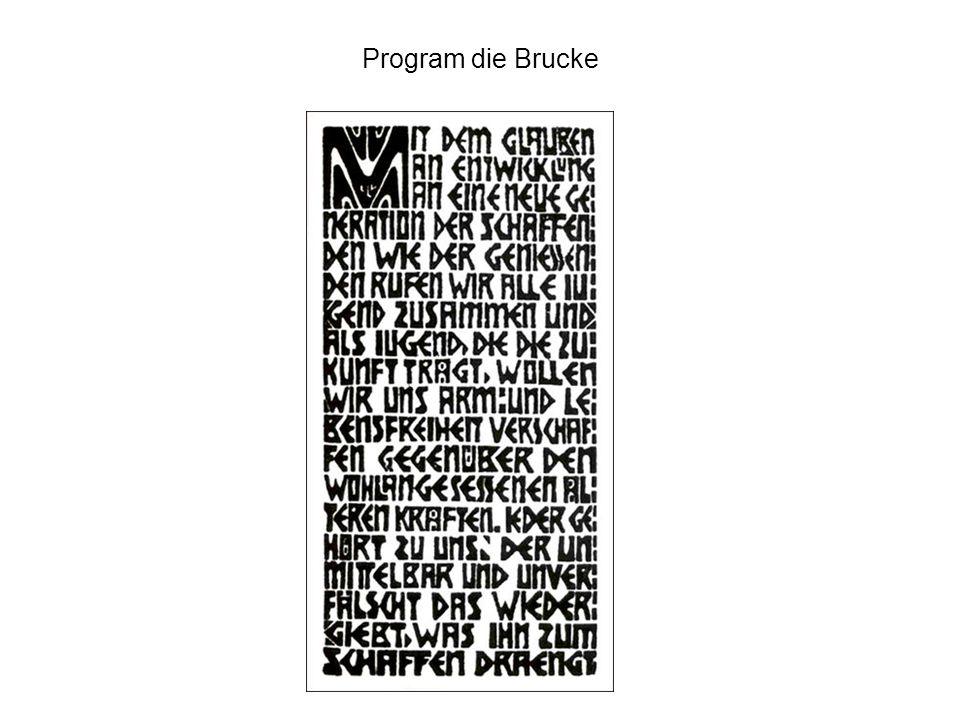 Program die Brucke
