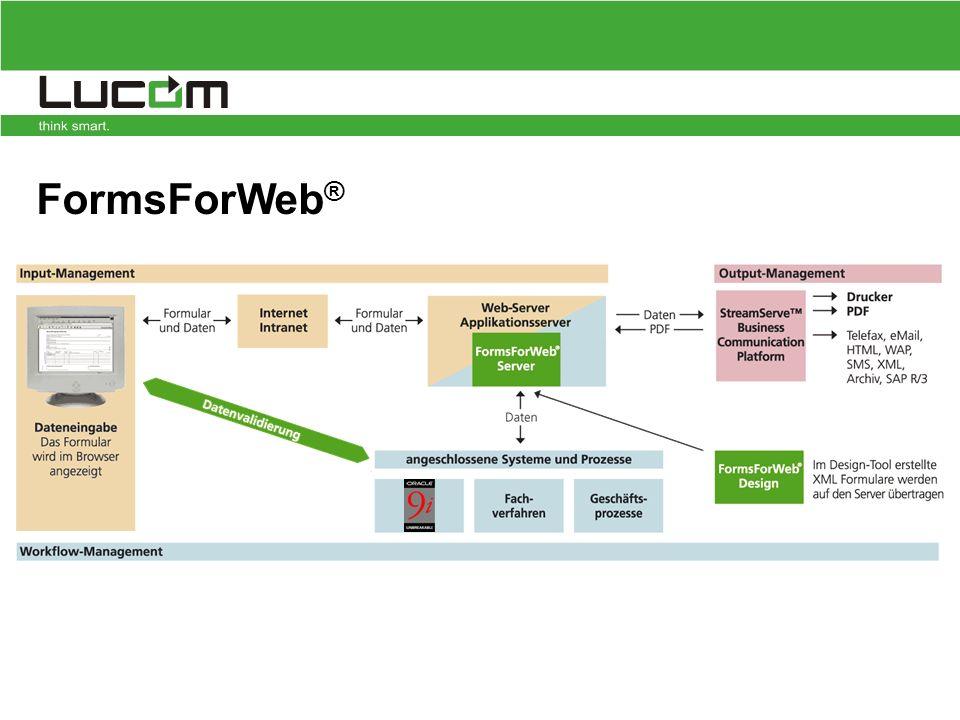 FormsForWeb ®