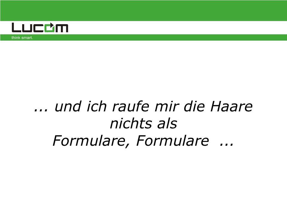 FormsForWeb ® lite Tragbare elektronische Formulare mit Intelligenz kleiner als ein Handy !