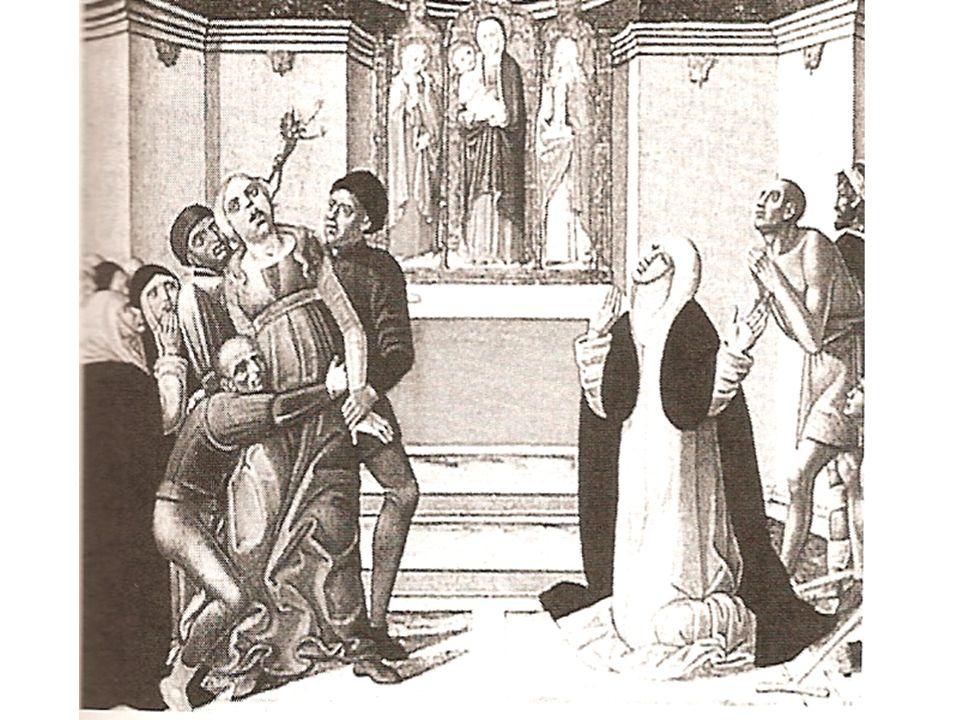 Mittelalterliche Hexenjagd 1484 ermahnte Papst Innozenz VIII.