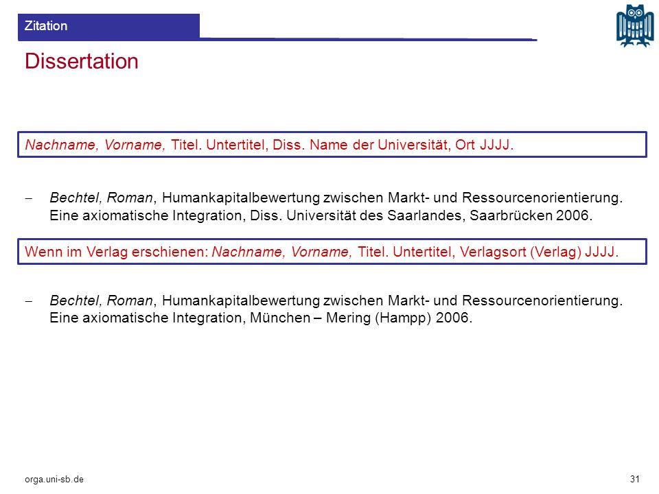 Dissertation  Bechtel, Roman, Humankapitalbewertung zwischen Markt- und Ressourcenorientierung. Eine axiomatische Integration, Diss. Universität des