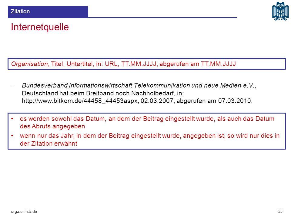 Internetquelle  Bundesverband Informationswirtschaft Telekommunikation und neue Medien e.V., Deutschland hat beim Breitband noch Nachholbedarf, in: h