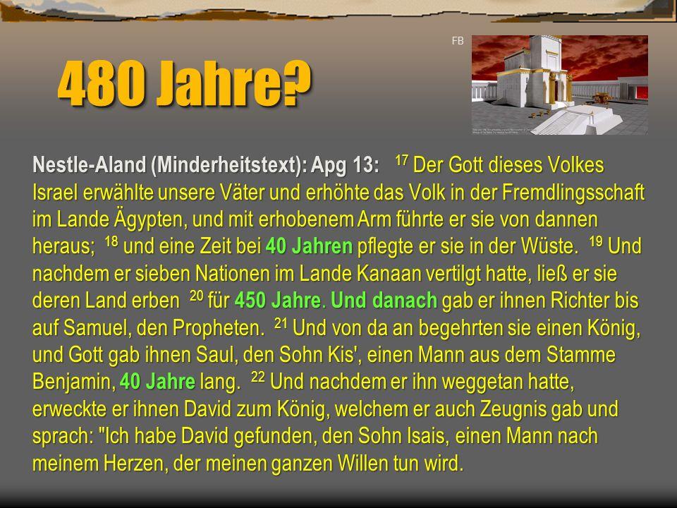480 Jahre.