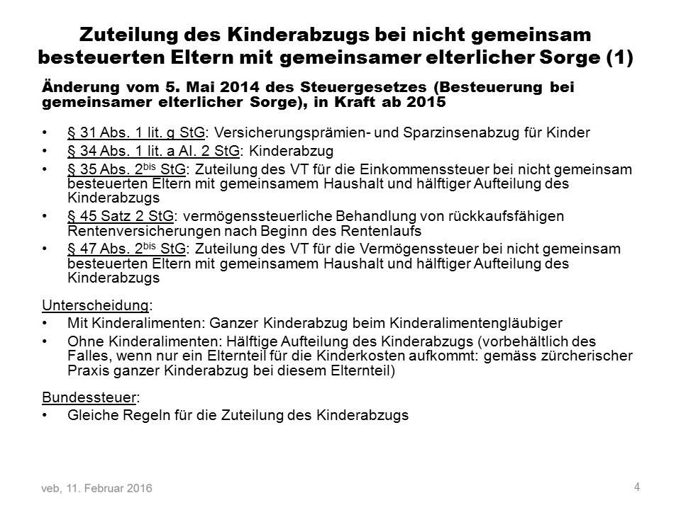Neue DBG-Bestimmungen zum Steuererlass Bundesgesetz vom 20.