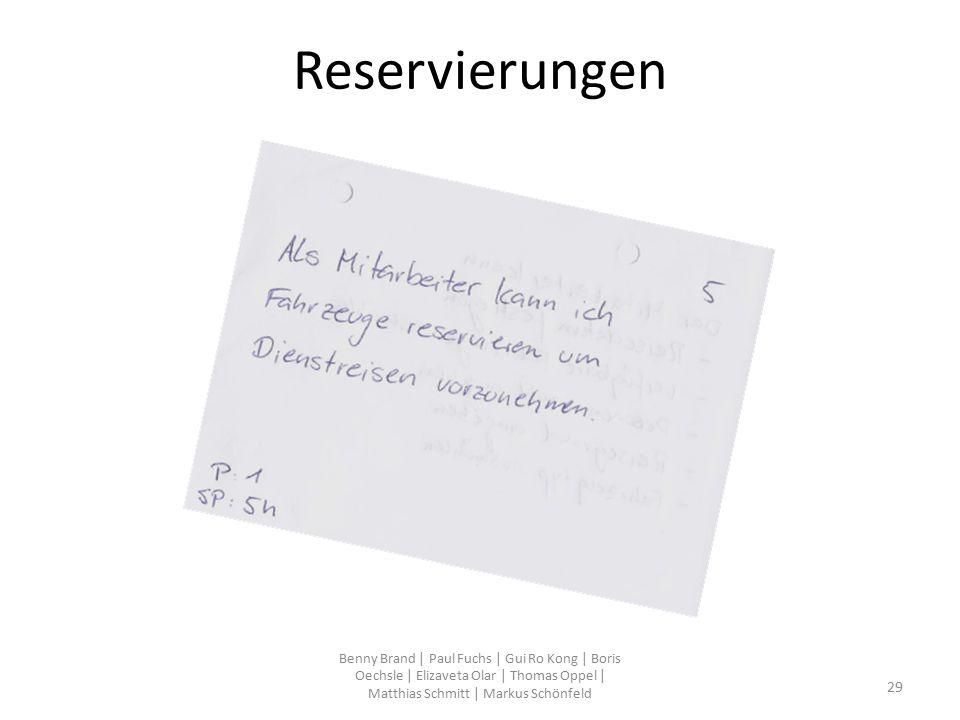 Reservierungen Benny Brand | Paul Fuchs | Gui Ro Kong | Boris Oechsle | Elizaveta Olar | Thomas Oppel | Matthias Schmitt | Markus Schönfeld 29
