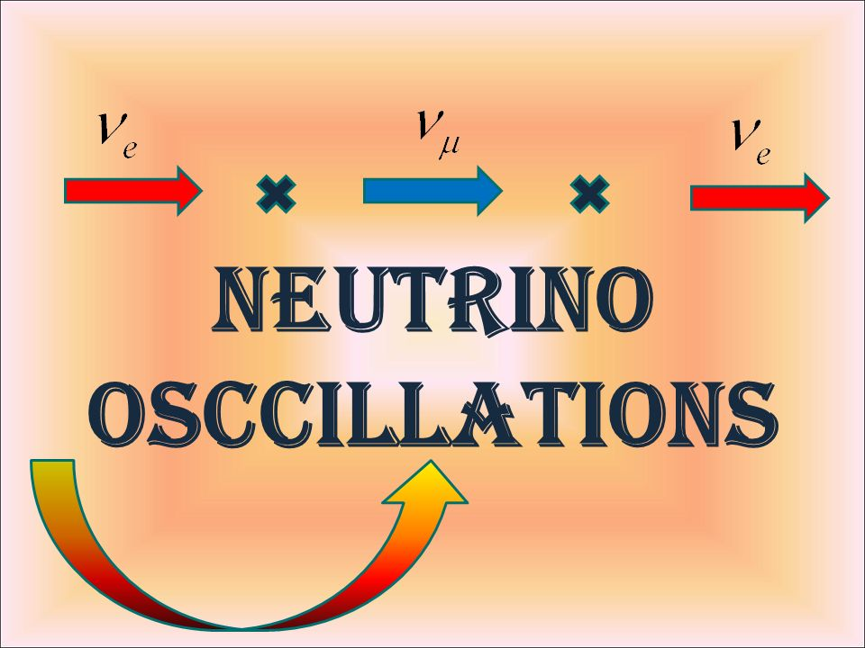 Neutrino osccillations