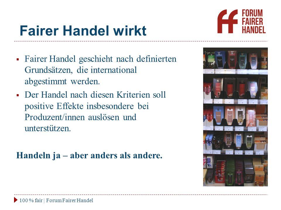 Zahlen und Fakten 100 % fair   Forum Fairer Handel Gesamtumsatz des Fairen Handels in Deutschland, 2005 – 2014