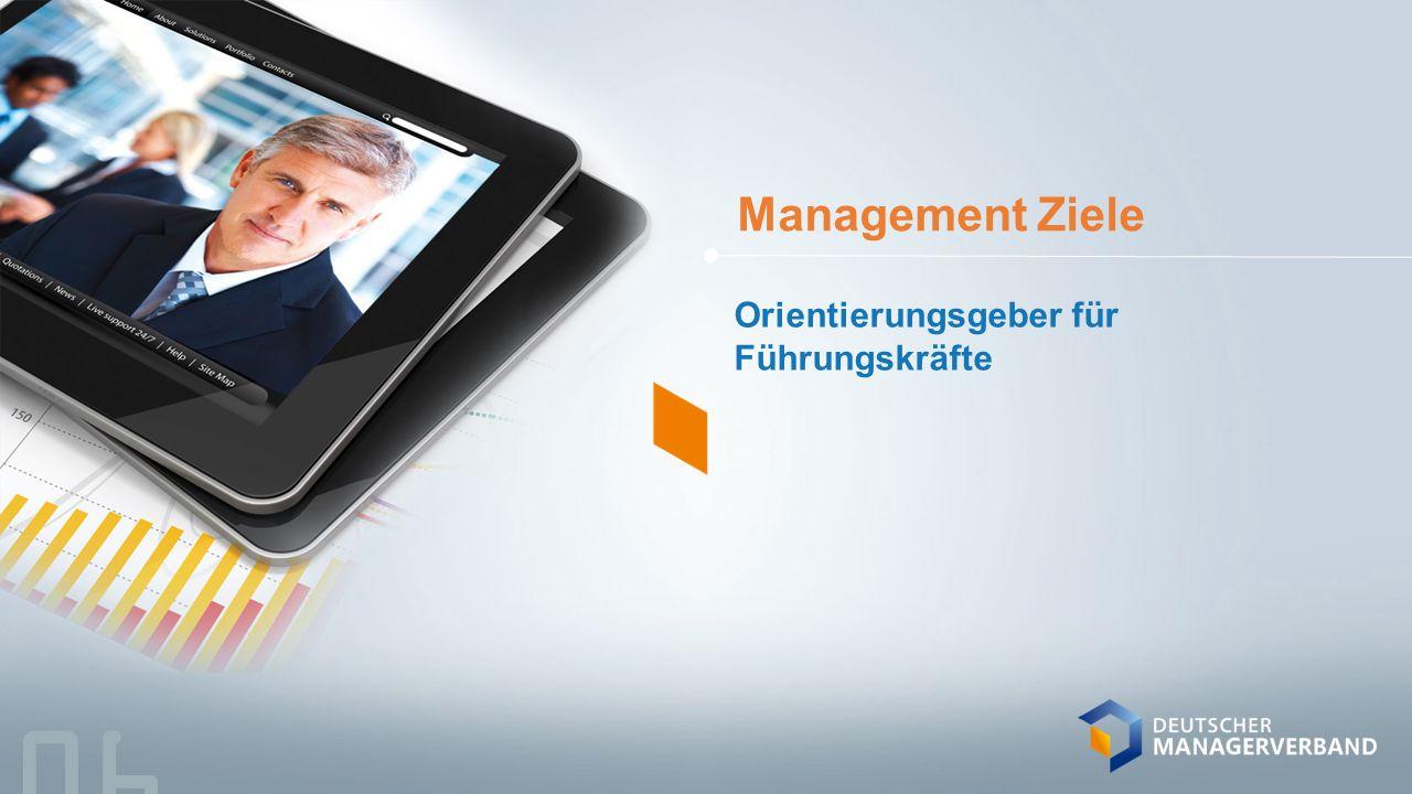 Management Ziele Orientierungsgeber für Führungskräfte 06