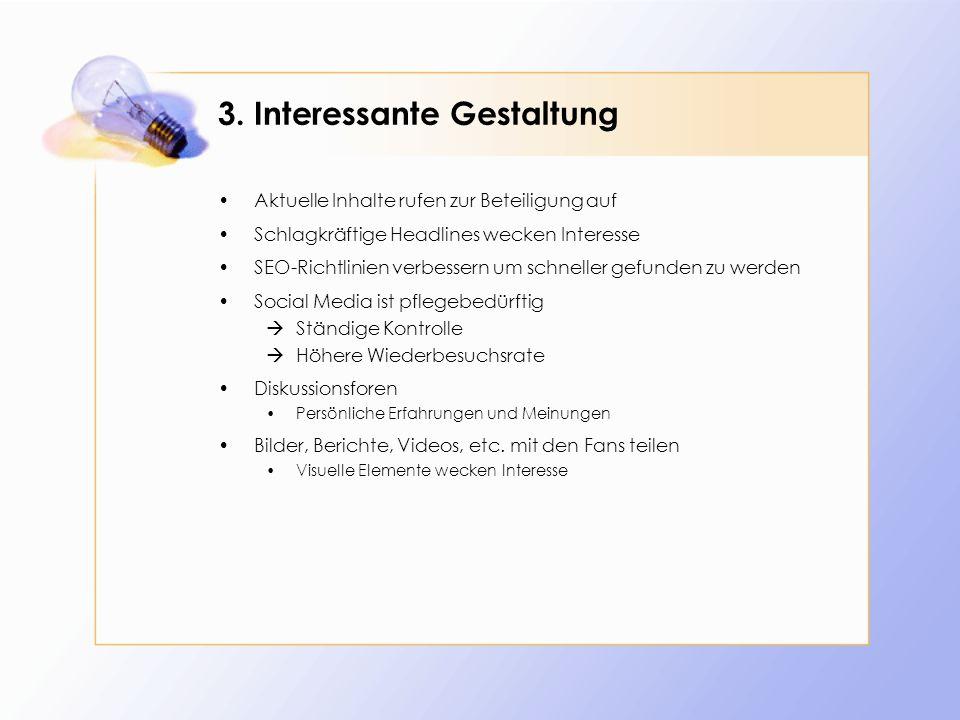 4.Werbung Social Plugins Gefällt-mir Button Like-Box Verschiedene Möglichkeiten der Gestaltung z.