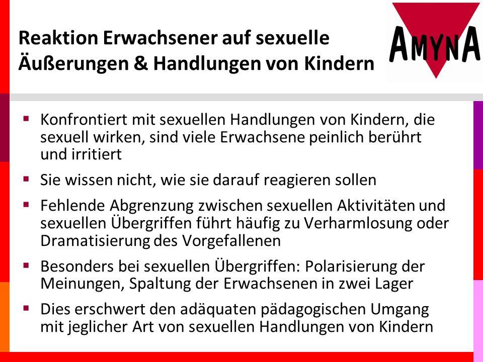 Zusammenfassung Kindliche sexuelle Entwicklung zu begleiten heißt:  Kinder als sexuelle Wesen anerkennen  Kindl.