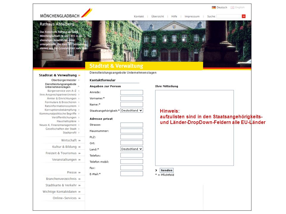 13.11.2009Seite 18 wfp:2 GmbH & Co.