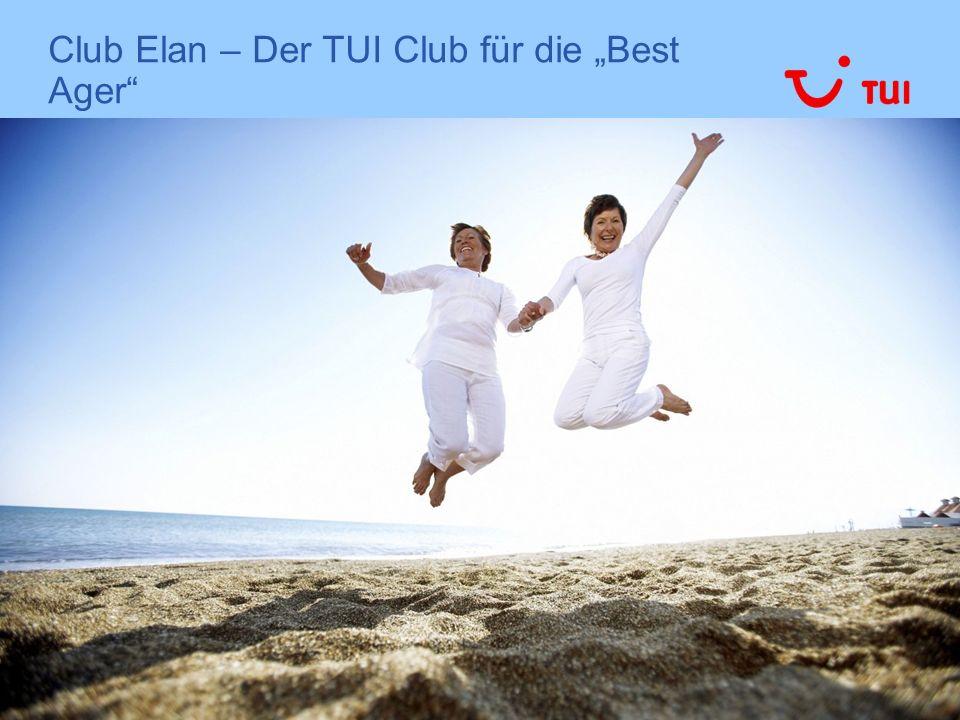 """Club Elan – Der TUI Club für die """"Best Ager"""