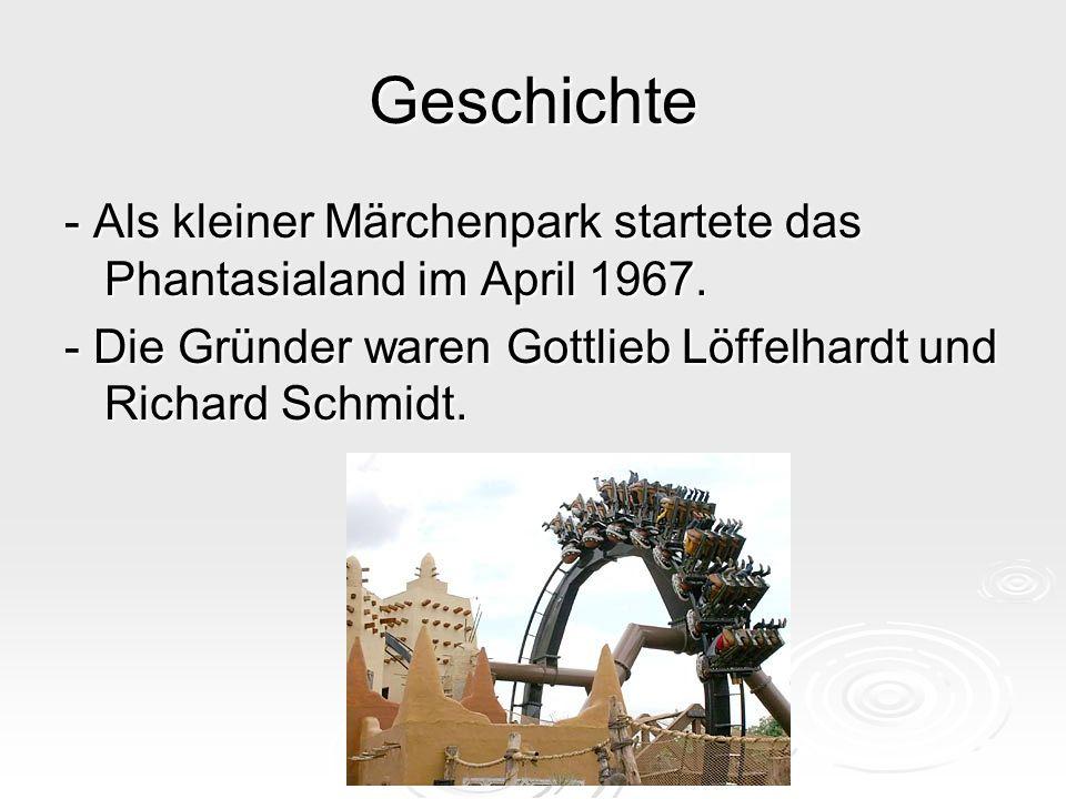 Verschiedene Themenbereiche: - Alt Berlin mit einem Originalnachbau des Brandenburger Tors.
