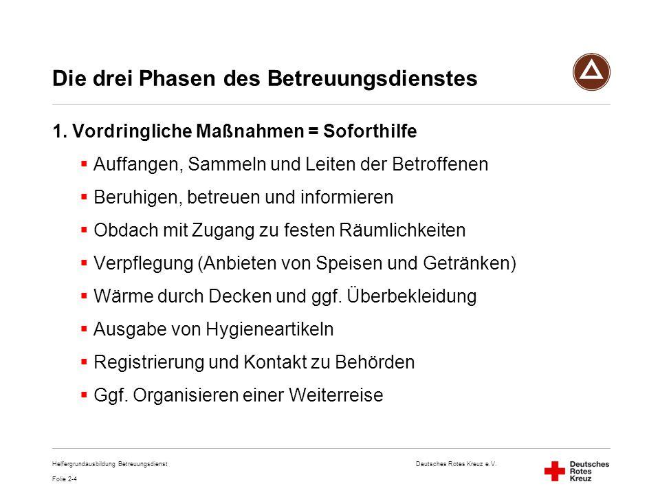 Deutsches Rotes Kreuz e.V.